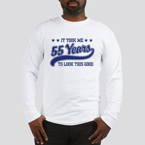 55th Birthday Long Sleeve T-Shirt