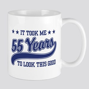 55th Birthday Mug