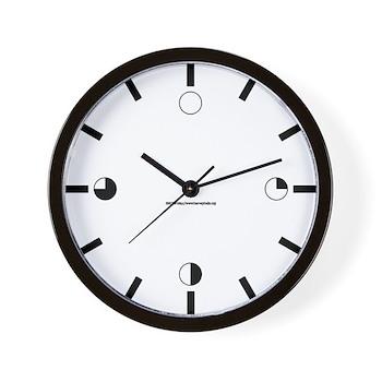 Harvey Balls Wall Clock 2
