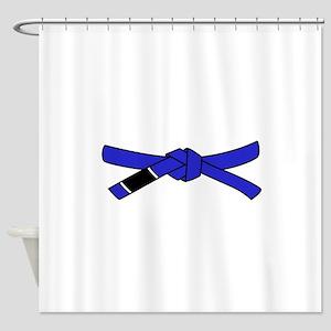 brazilian jiu jitsu T Shirt Shower Curtain