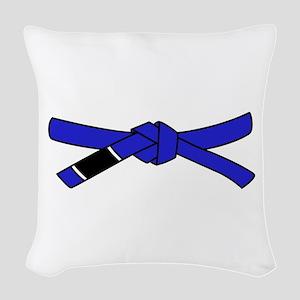 brazilian jiu jitsu T Shirt Woven Throw Pillow