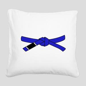 brazilian jiu jitsu T Shirt Square Canvas Pillow