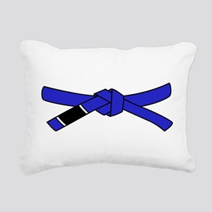 brazilian jiu jitsu T Sh Rectangular Canvas Pillow