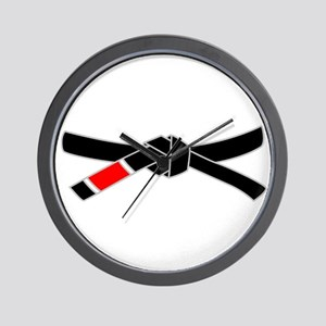 brazilian jiu jitsu T Shirt Wall Clock