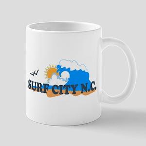 Surf City NC Mug