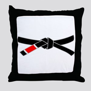 brazilian jiu jitsu T Shirt Throw Pillow