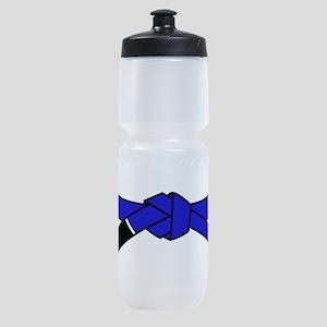 brazilian jiu jitsu T Shirt Sports Bottle