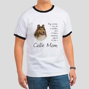 Collie Mom T-Shirt