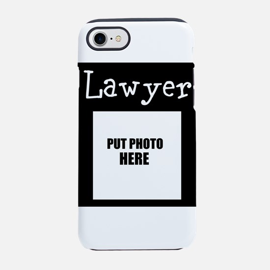 Lawyer iPhone 7 Tough Case