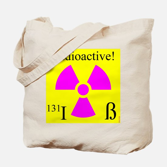 Unique Radioactive Tote Bag