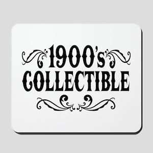 1900's Collectible Birthday Mousepad