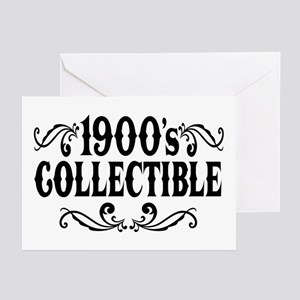1900's Collectible Birthday Greeting Cards (Pk of