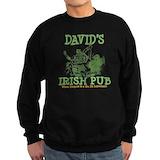 Custom irish pub vintage Sweatshirt (dark)