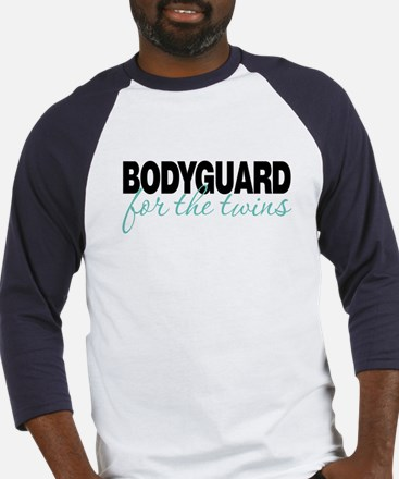 Bodyguard for the twins Baseball Jersey
