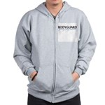 Bodyguard for my baby brother Zip Hoodie