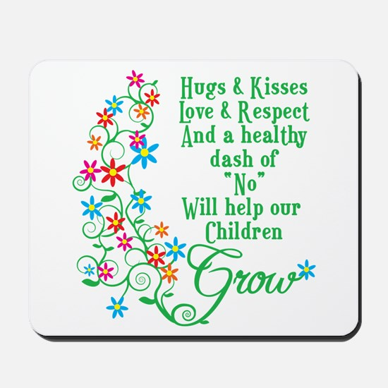 Children Grow Mousepad