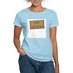 gone muff divin Women's Light T-Shirt