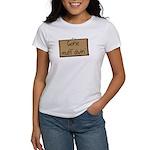 gone muff divin Women's T-Shirt