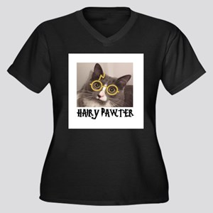 CATS - HAIRY Plus Size T-Shirt