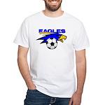 Golden Eagles White T-Shirt
