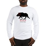 Boar hunting Long Sleeve T-shirts
