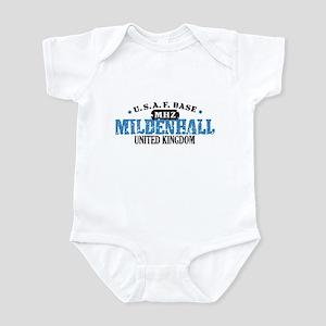 Mildenhall Air Force Base Infant Bodysuit
