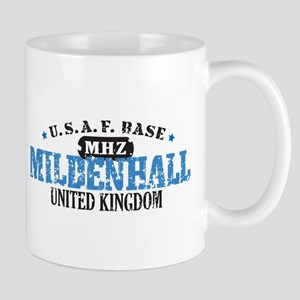 Mildenhall Air Force Base Mug