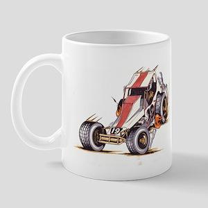 """Old Dirt 19"" Mug"