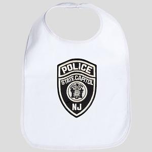 N.J. Capitol Police Bib