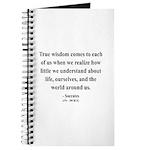 Socrates 12 Journal