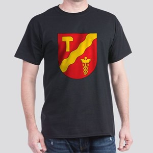 Tampere Coat of Arms Dark T-Shirt