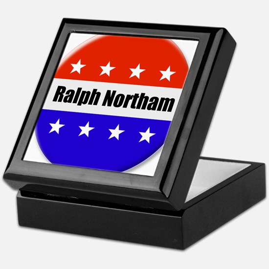 Ralph Northam Keepsake Box