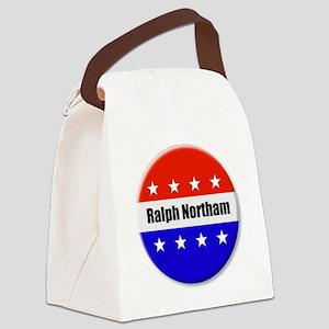 Ralph Northam Canvas Lunch Bag