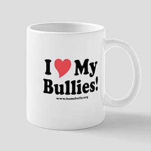 Heart Bullies Mug