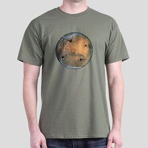 2-spidersfrommars6 T-Shirt