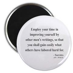 Socrates 16 Magnet