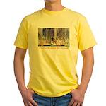 Twelve Dancing Princesses Yellow T-Shirt