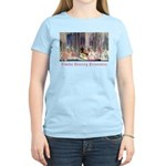 Twelve Dancing Princesses Women's Light T-Shirt
