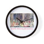 Twelve Dancing Princesses Wall Clock