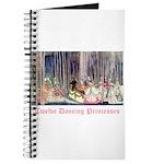 Twelve Dancing Princesses Journal