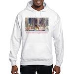 Twelve Dancing Princesses Hooded Sweatshirt