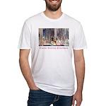 Twelve Dancing Princesses Fitted T-Shirt