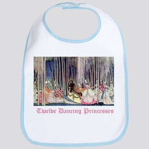 Twelve Dancing Princesses Bib