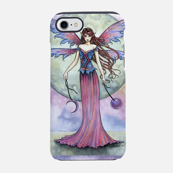 Luna Jewel Celestial Fairy Fan iPhone 7 Tough Case