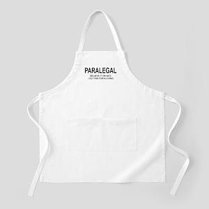 Paralegal BBQ Apron