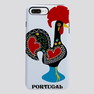 Portuguese Rooster of Luc iPhone 7 Plus Tough Case