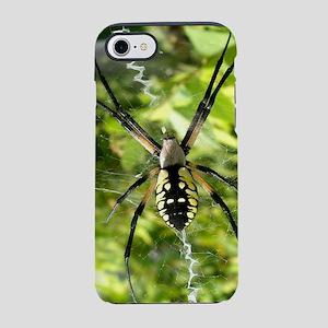 Garden Spider Awaits v iPhone 7 Tough Case