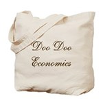 Doo Doo Economics Tote Bag