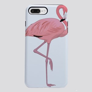 Beautiful Flamingo  iPhone 7 Plus Tough Case