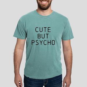 CUTE BUT PSYCHO Mens Comfort Colors® Shirt